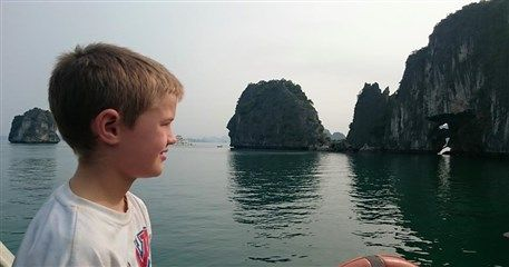 HL06: Halong family tour - 3 days  / 2 nights