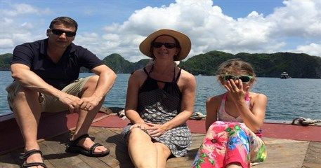 HL05: Halong family tour - 2 days   /    1 night