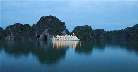 HL09: Halong luxury cruise