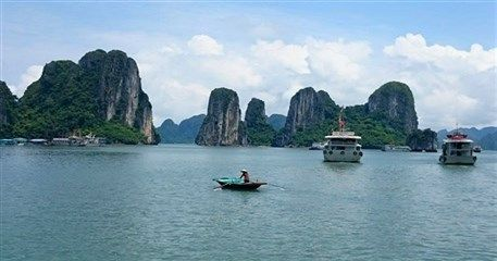 HL01: Halong one day tour