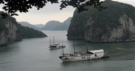 HL010: Halong private cruise