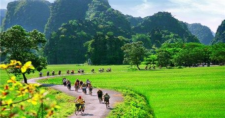BT05: Cycling Vietnam - 18 days from Hanoi