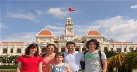 FT04: Amazing Vietnam Family Holiday - 19 days from HCM