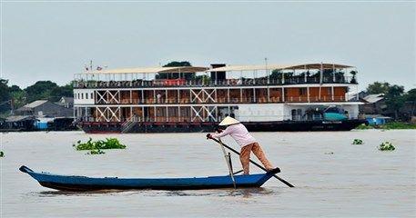 MK15: Jayavarman Cruise from Saigon - Siem Reap - 8 days / 7 nights