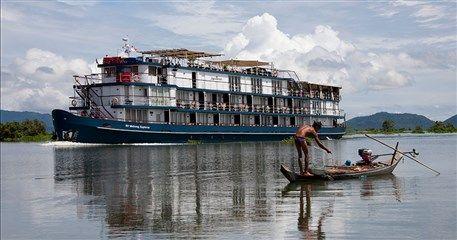 MK16: Jayavarman Cruise from Siem Reap - Saigon - 8 days / 7 nights