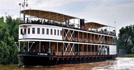 MK10: RV Pandaw Cruise - 8 days