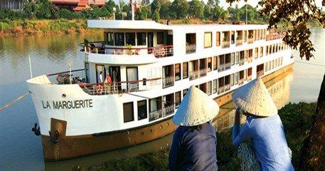 MK09:  RV La Marguerite Cruise - 8 days
