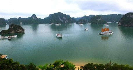 BR08: Hanoi - Halong - Phu Quoc - 10 days / 9 nights