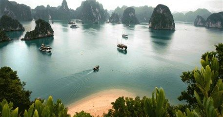 MVT01: Hanoi - Halong Package - Cruise option - 4 days / 3 nights
