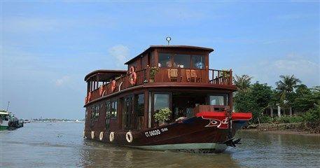 MK11: Mekong Eyes Cruise - 2 days / 1 night