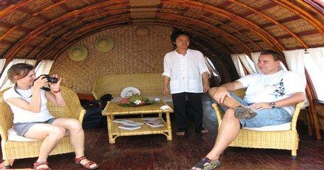 MK08: Song Xanh Cruise to Long Xuyen - 3 days / 2 nights
