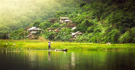 HST07: Ba Be Lake Homestay Tour - 3 days / 2 nights
