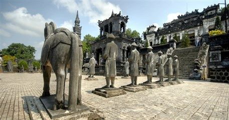 HT01: Hue City Tour - Full Day