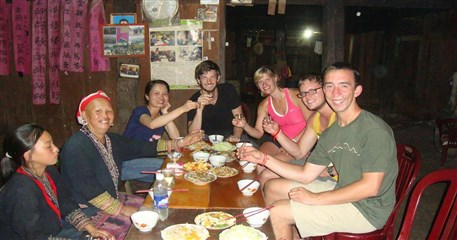 HST05: Sapa Homestay Tour - 3 days / 2 nights