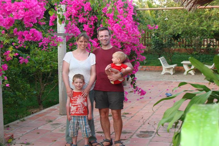 Vivutravel - Expert in organizing Vietnam family vacation