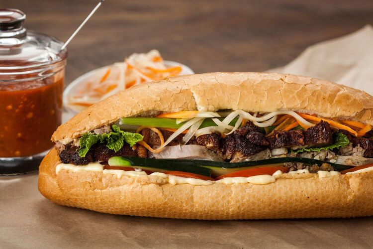 Banh Mi Phuong -  A must try when you travel to Hoi An - Vietnam