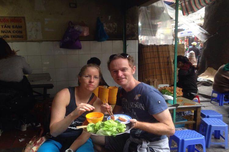 Exciting Hanoi Street Food Tours