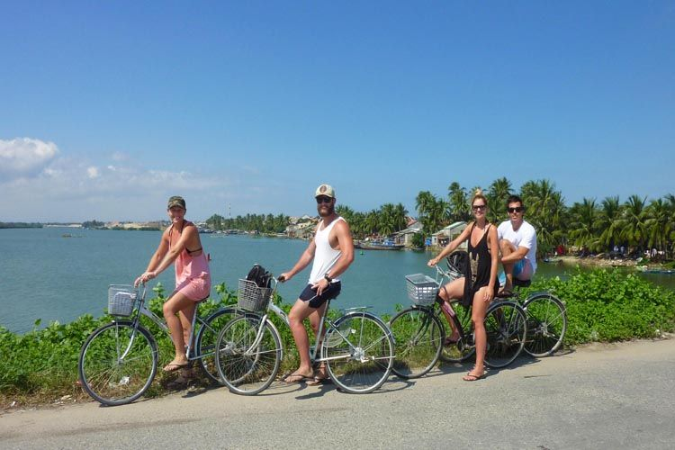 An Bang - New beach option when traveling to Hoi An