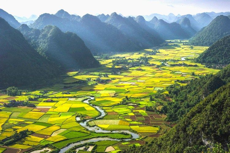 Bac Son Valley - New option for your Vietnam photo tour