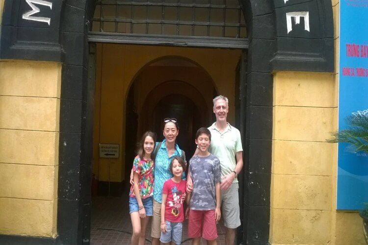 Best activities for Vietnam family vacation in Hanoi
