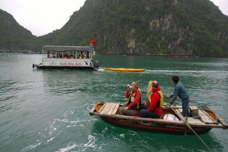Fascinating Halong Bay cruise tour