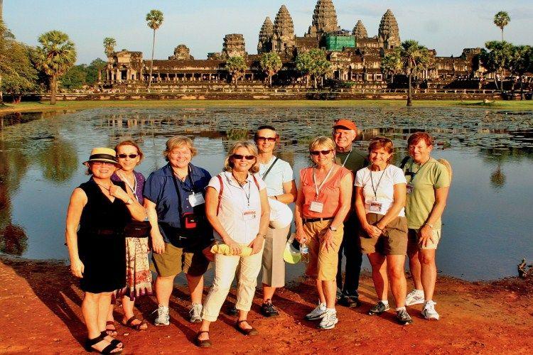 Classic tour to Indochina
