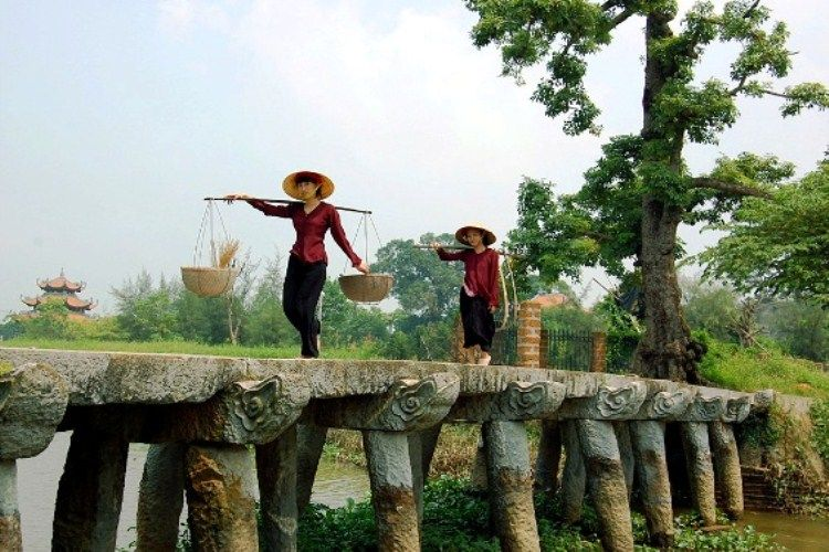 Nom ancient village - Interesting trip for your Vietnam holiday in Hanoi