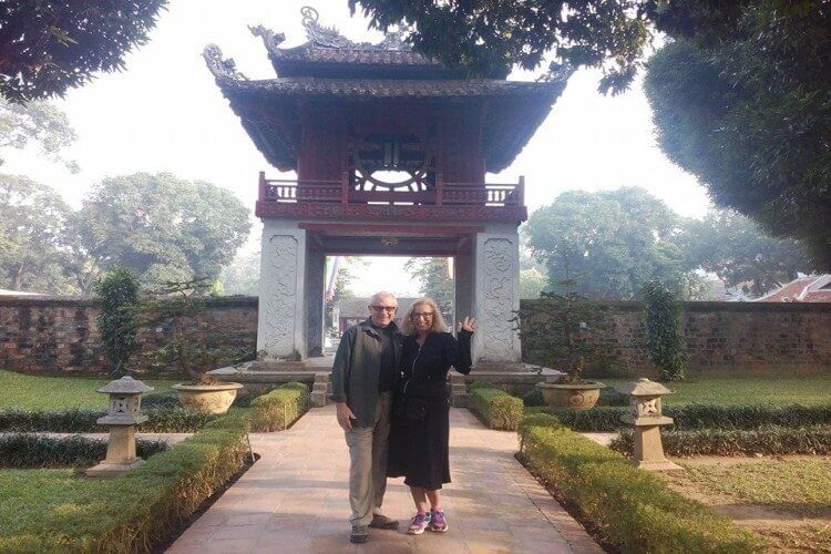 The Temple of Literature - Unmissed destination for tours in Hanoi