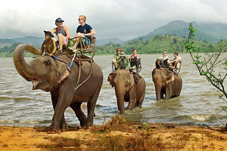 Central Highland tour in your Vietnam holiday