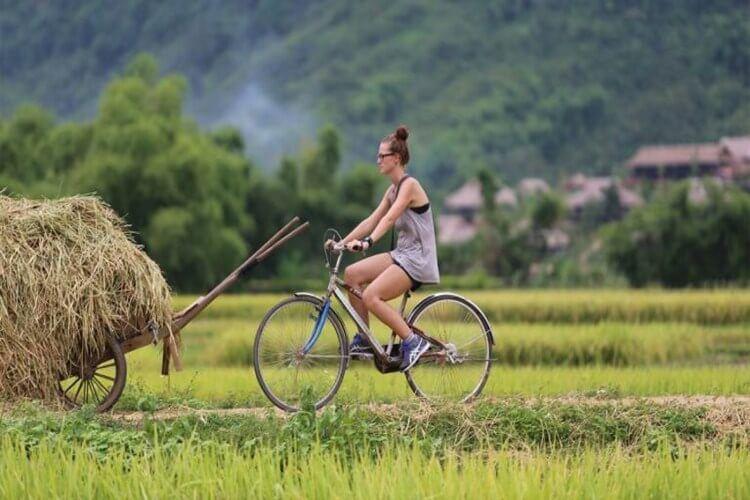 Top places for biking in Vietnam