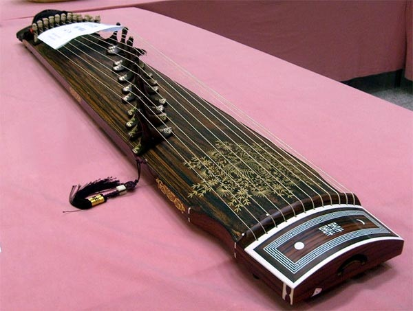 Gong Zither vivutravel