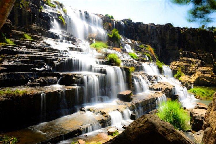 Top 5 most beautiful waterfalls in Da Lat