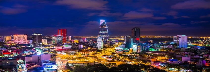 Vietnam tour from ho chi minh city