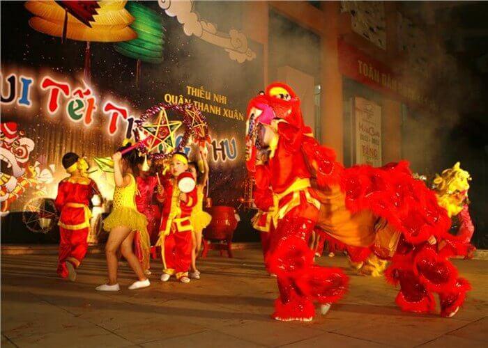 Moon Festival in Vietnam