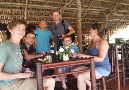 Traveling to Vietnam with Children