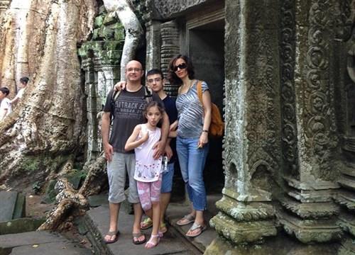 Cambodia Family Tours