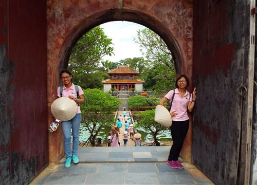 Hue, Vietnam brings back memories
