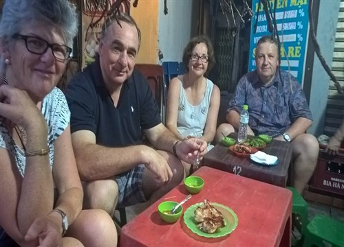 Gastronomic tour of Vietnam
