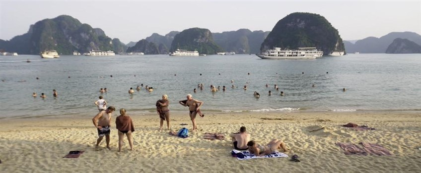 halong cruise tour