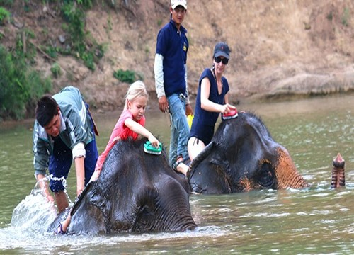 Laos Family Tours