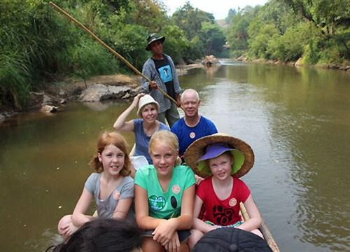 Thailand Family Tours