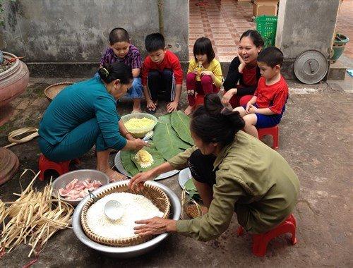The Celebration of Tet Nguyen Dan