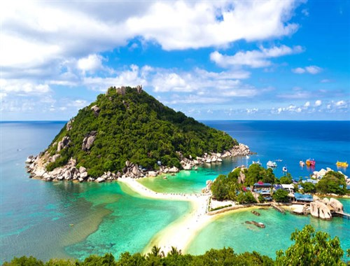 Top 5 islands to visit in Thailand
