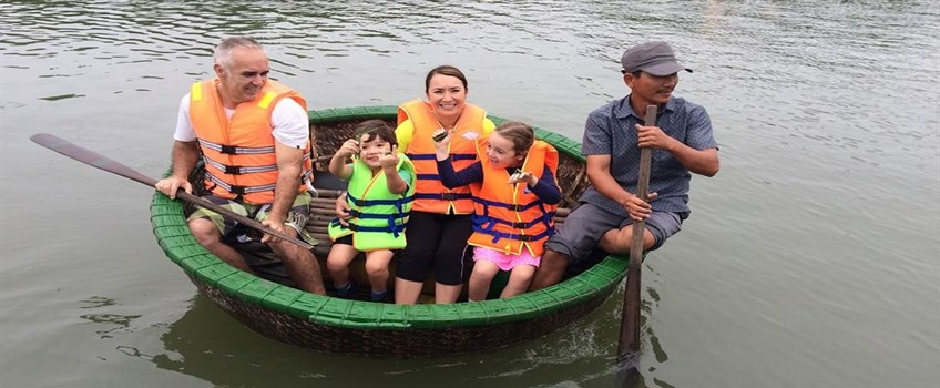 vietnam family tour with kids