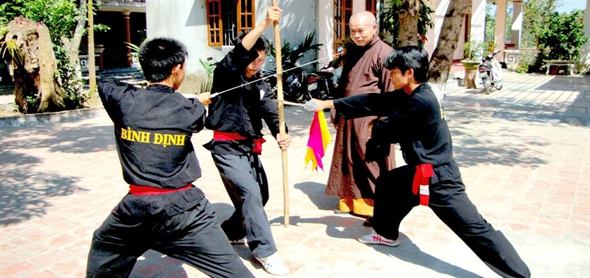 vietnamese martial art