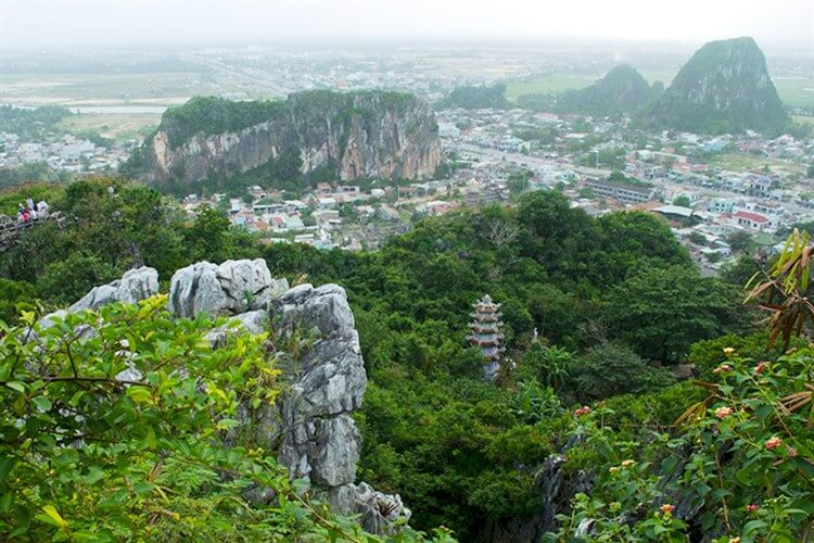 A Novel Discovery To The Marble Mountains of Da Nang