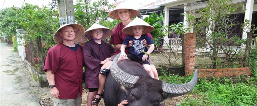 vietnam family tour for leisure
