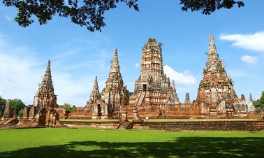 Historic city of Ayutthaya (1991)