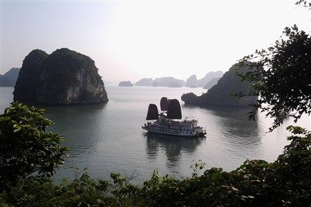 A trip to Vietnam stays incomplete without a Ha Long Bay cruise