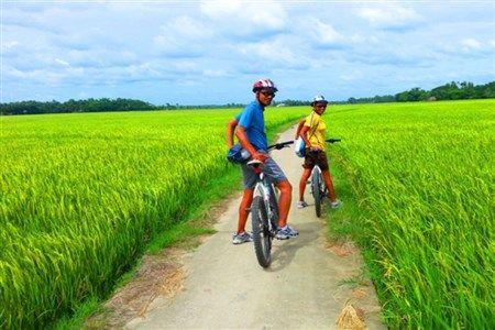 Indochina tour in Vietnam